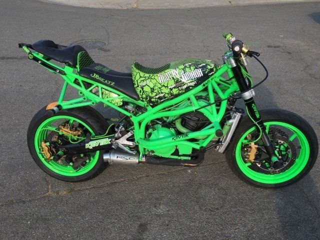 KevTek Kawasaki Ninja ZX6R 636 Crash Cages | All Motorcycles