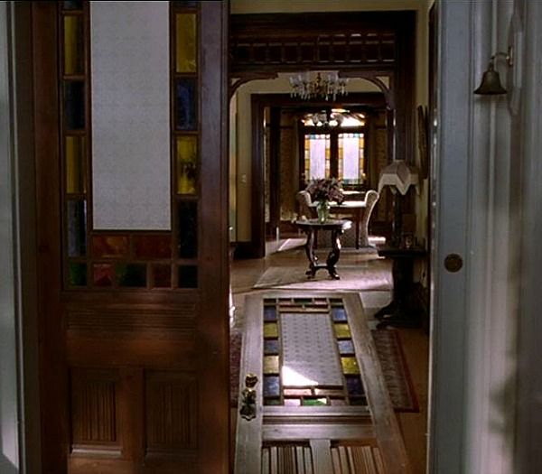 Inside Halliwell Manor From The Tv Show Charmed A
