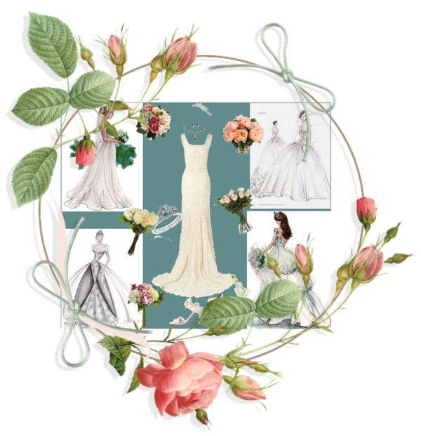 """bridal"" by aniri310 on Polyvore"