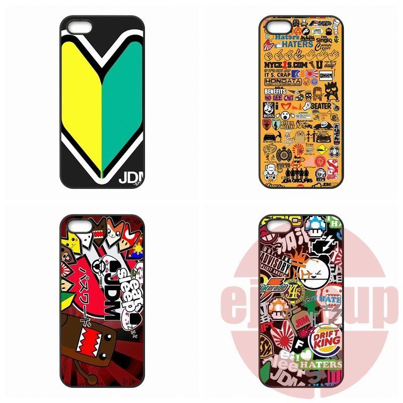 Phone case cover Japan Car JDM Sticker Bomb For Samsung Galaxy J1 J2 ...