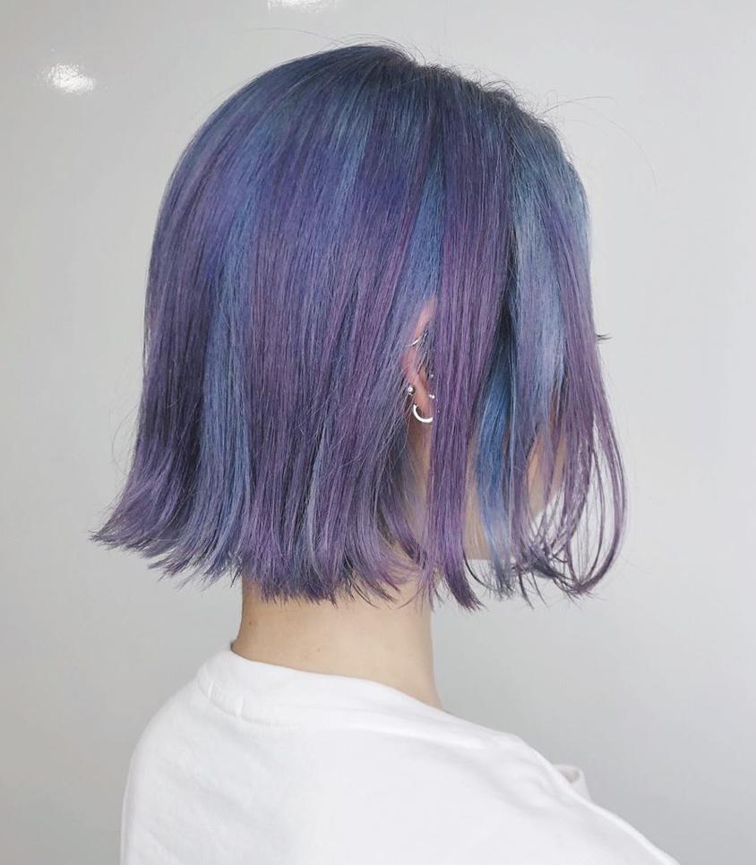 髪型 髪色 ヘアカラー ヘアスタイル トレンド 外国人風 透明感 小顔