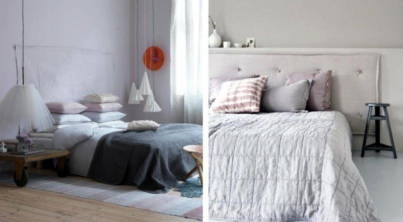 Quelle couleur pastel pour la chambre- 20 idées super chic