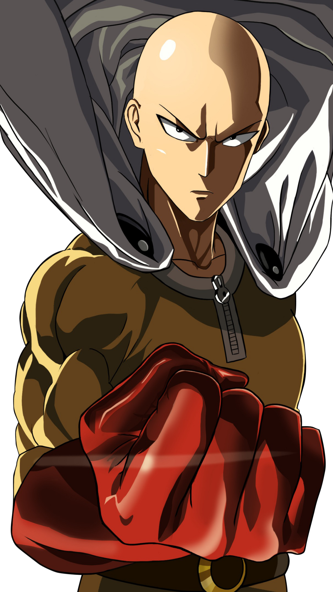 One Punch Man Hd Wallpaper For Iphone in 2020 One punch