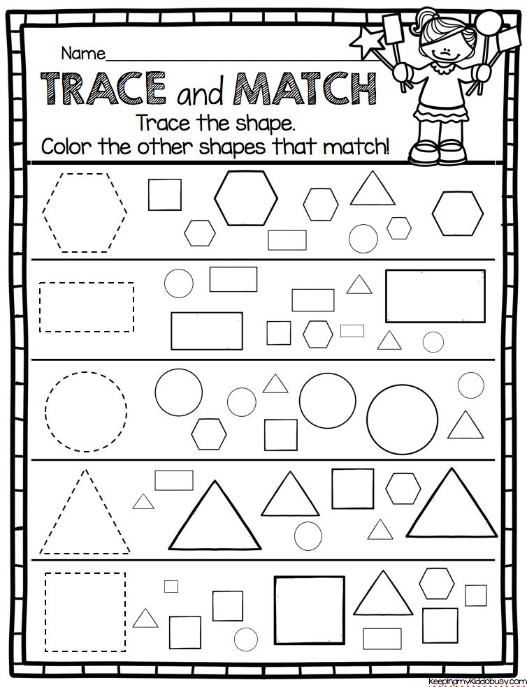 Kindergarten Geometry Unit - FREEBIES — Keeping My Kiddo Busy Kindergarten  Geometry, Kindergarten Math Units, Kindergarten Math Activities