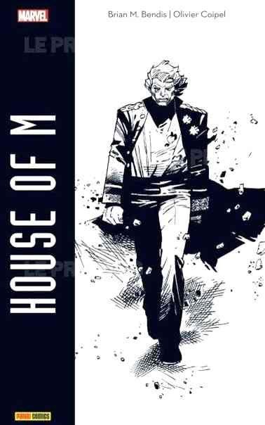 La réédition du comics House of M de Marvel.