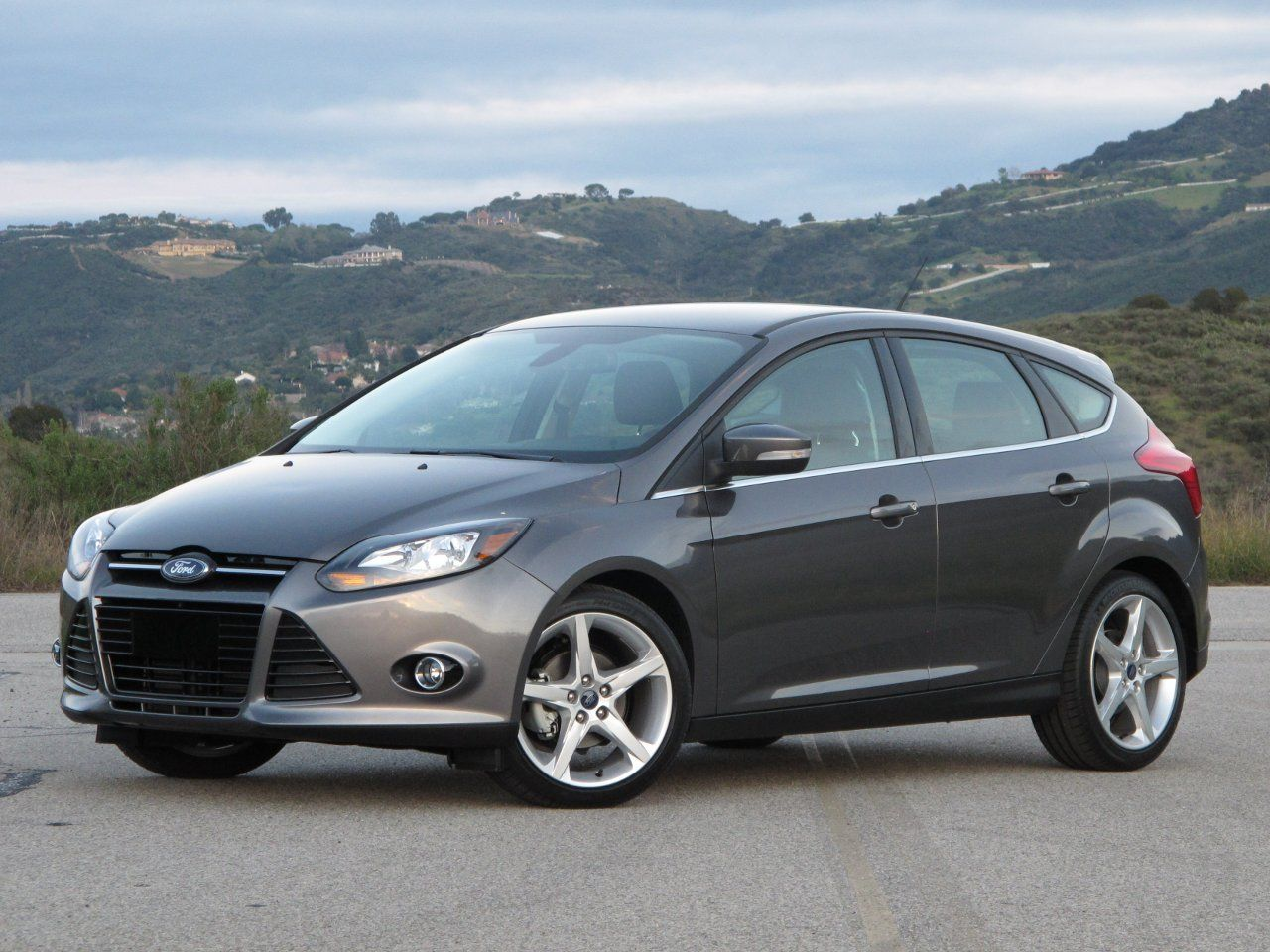 2012 Ford Focus Hatchback Ford Focus Hatchback Ford Focus