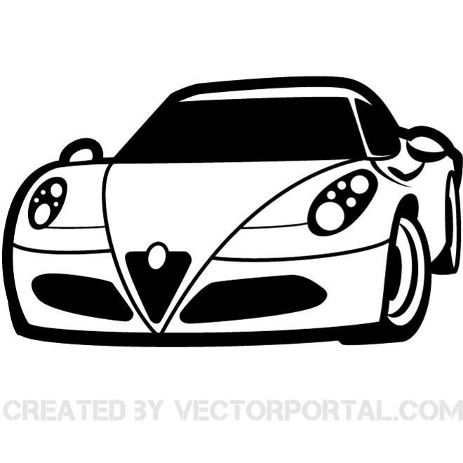 Vector Car and Truck Graphics Decals
