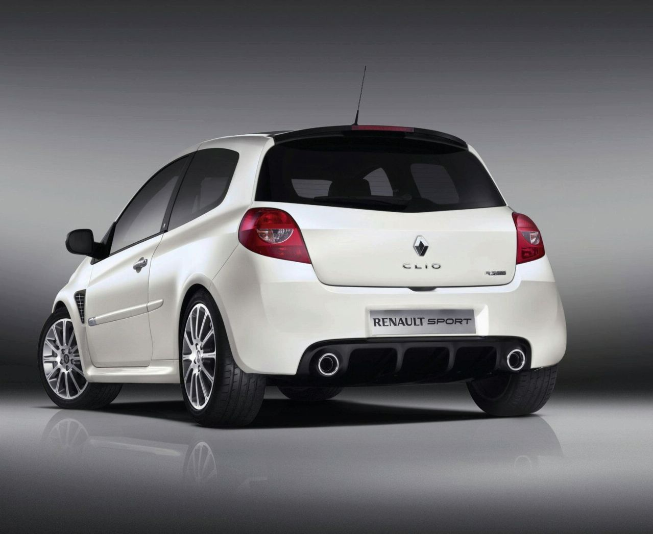 Renault Clio Iii R S 20th Anniversary Special Edition 2010