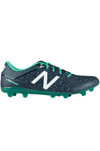 bd7a8d60d24fd Gear up with New Balance Visario 1.0 Football Boots at over 80% off –  lightweight