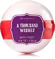 Signature Collection A Thousand Wishes Bath Fizzy - Bath And Body Works