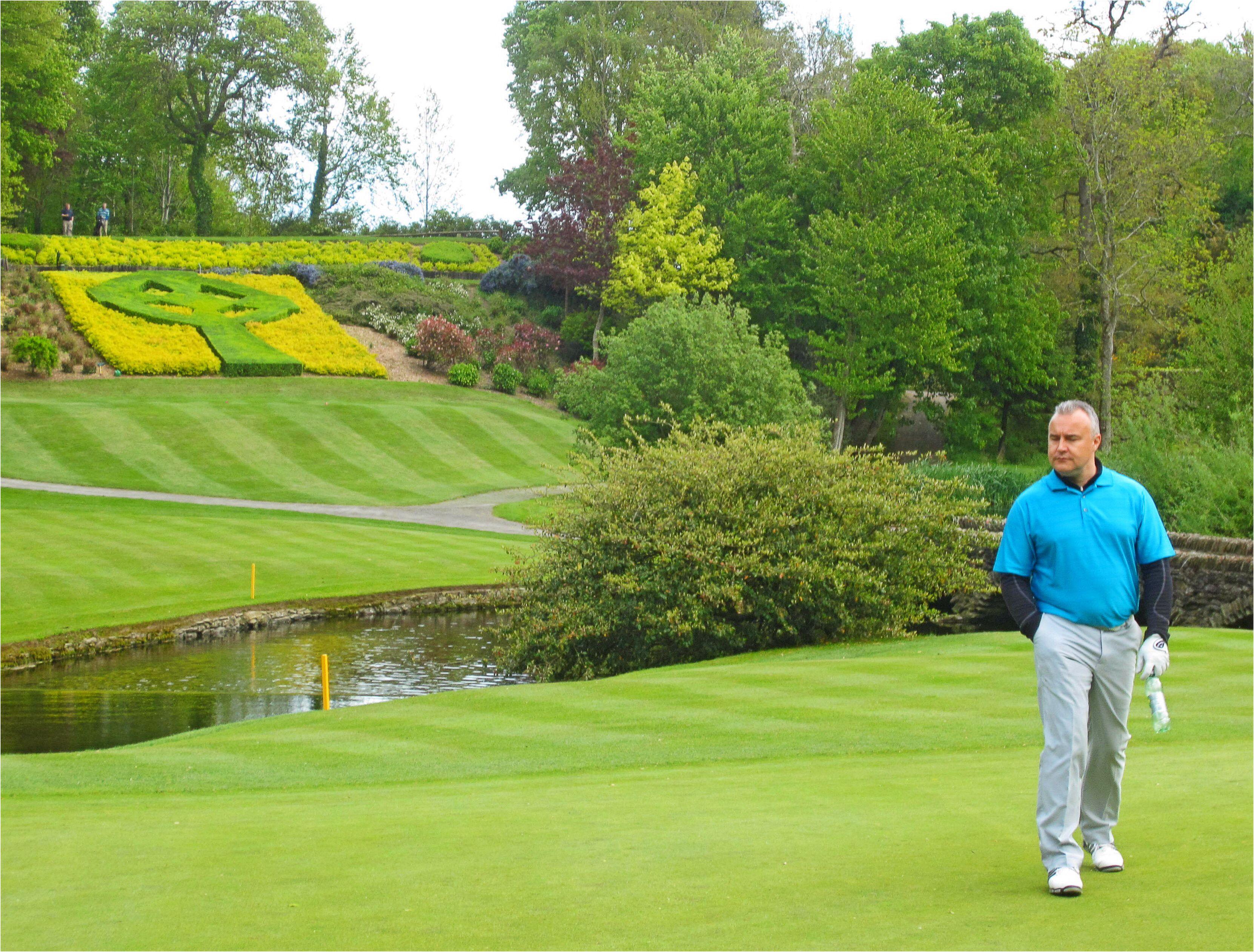 Druids Glen signature hole Golf courses, Dublin, Great
