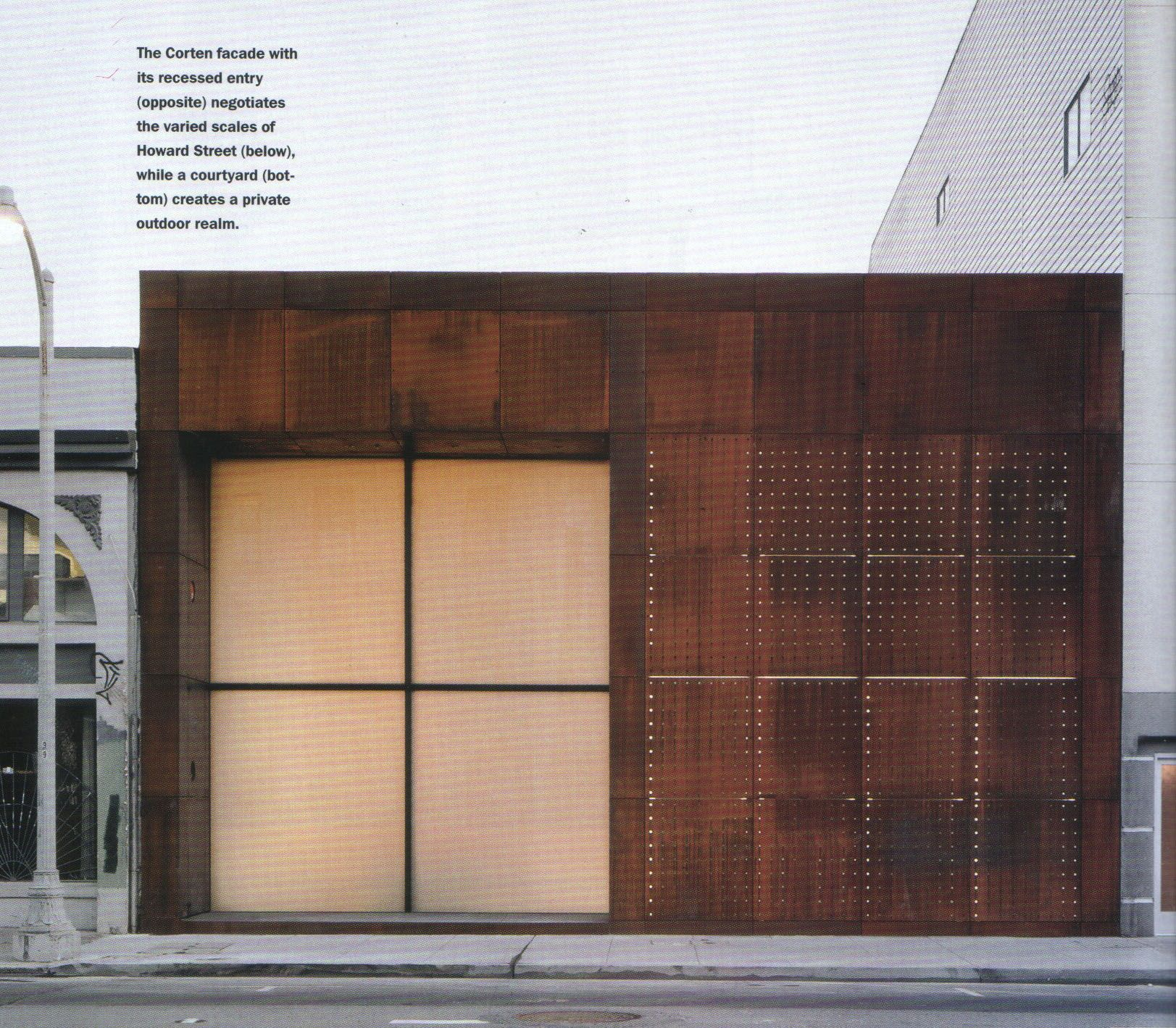 Amazing Exterior Metal Wall Panels | Curtainwall | Pinterest | Metal ...