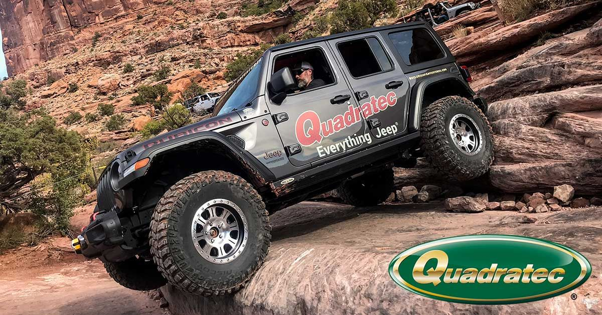 Quadratec Com Is Your Source For Jeep Wrangler Parts And