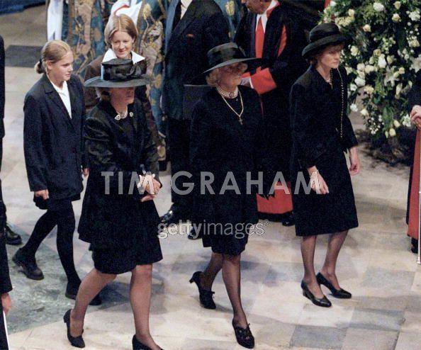 Princess Diana Photo: Funeral of Diana Princess of Wales ...