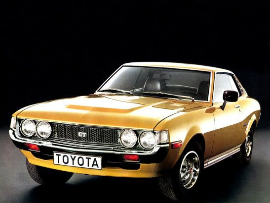 1970 1977 Toyota Celica The Japanese Ponycar Classic Japanese Cars Classic Cars Toyota Celica