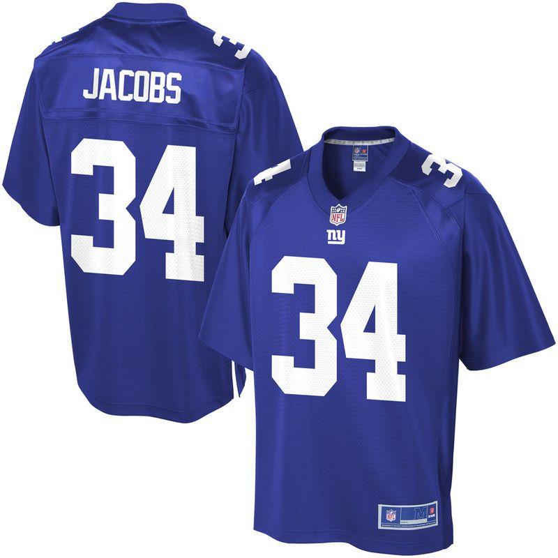 brandon jacobs jersey