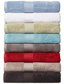 Domani Lumia Egyptian Cotton Bath Towel Product Photo Cotton Bath Towels