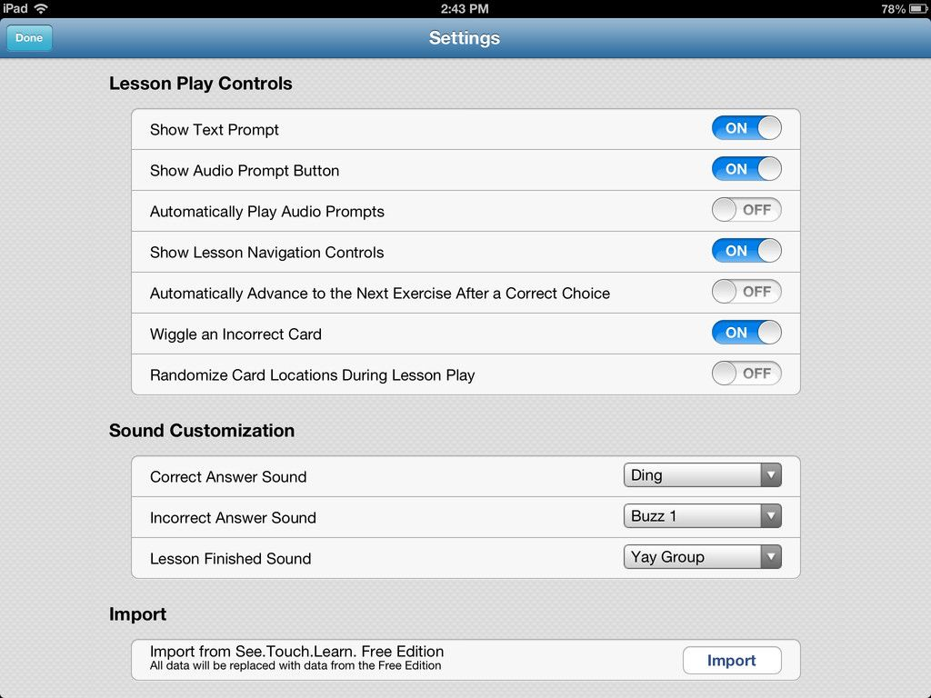 See Touch Learn Pro See Touch Learn Is An App That Can Be Used