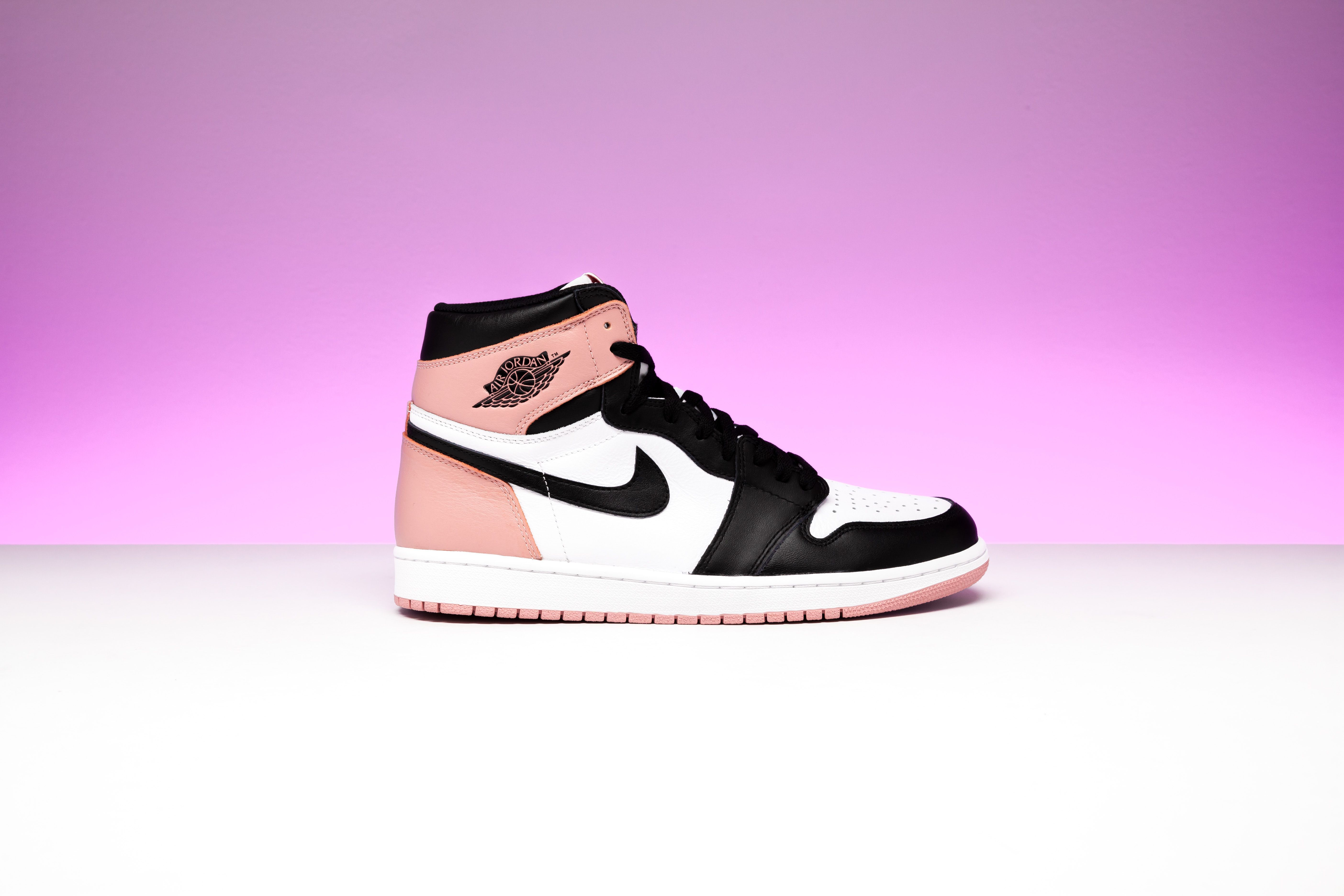 Air Jordan 1 Retro High Og Nrg Rust Pink 861428 101 In 2020