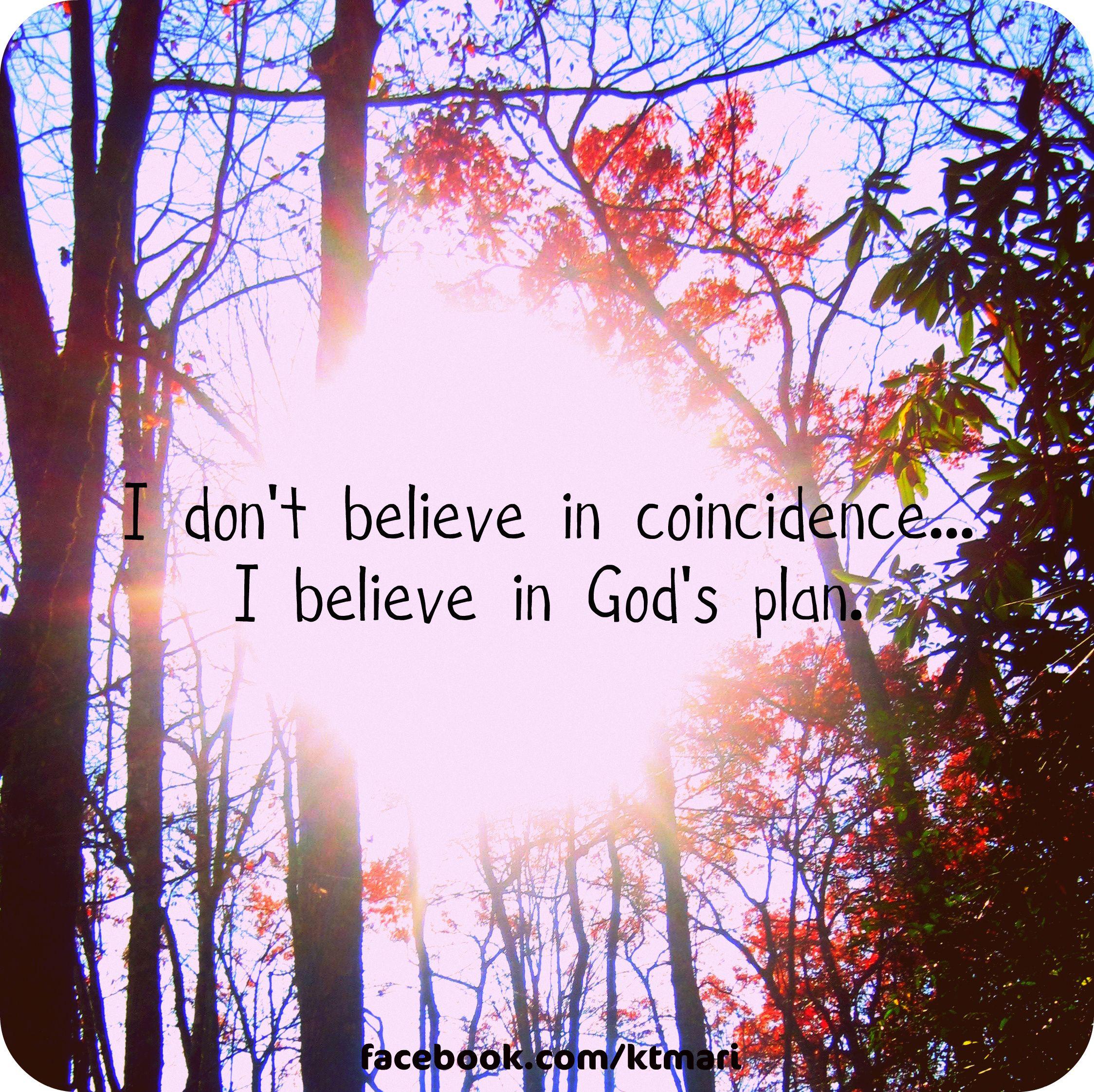 I believe in God's plan. | Faith | Pinterest
