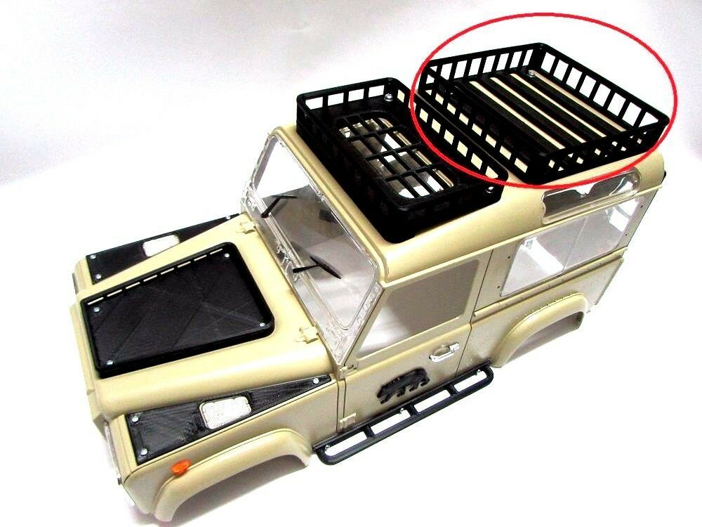 1 10 Scale Roof Rack Ladder For D90 Hard Body Rc Crawler Accessories Roof Rack Hard Body Rc Crawler