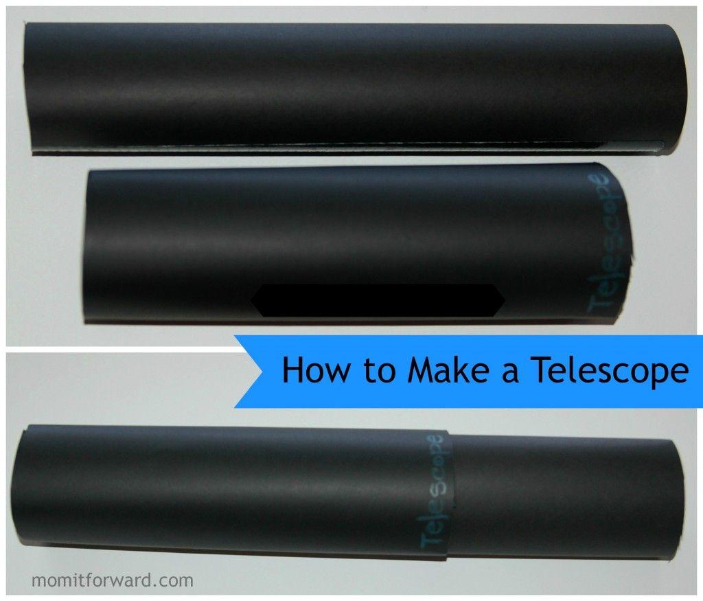 How to Make a Telescope.