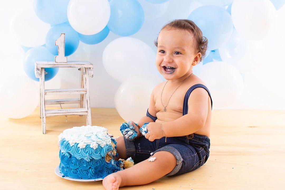 - Euclides _ Um ano 🎈 Smash the Cake and splash 💦 . . Agendamentos WhatsApp 68.99211-1499 (Link direto na bio) . . . #isamendoncafotografia #estudioisamendonca #smashthecake #baby #splash  #love #umaninho #cutebaby  #acompanhamentotrimestral #riobranco #bebes #inlove #acre #bebesdaisa