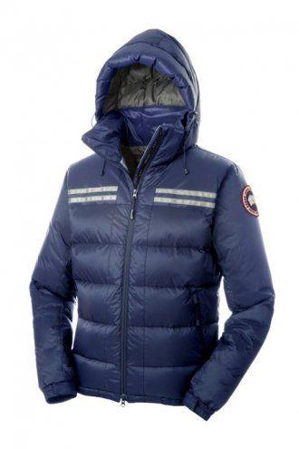 manteau canada goose homme bleu