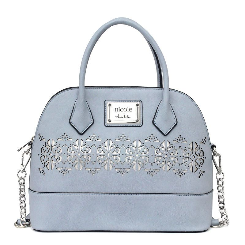 01aa606bdb3 Nicole By Nicole Miller Mary Kate Satchel Nicole Miller, Handbag Accessories,  Satchel, Satchel