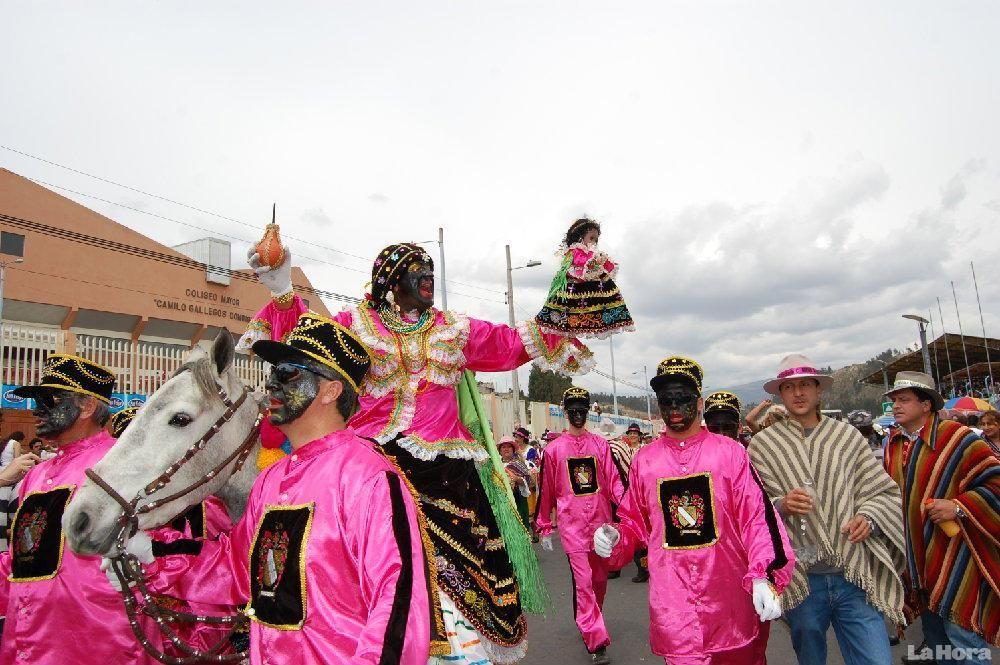 ecuador fiestas populares - Buscar con Google
