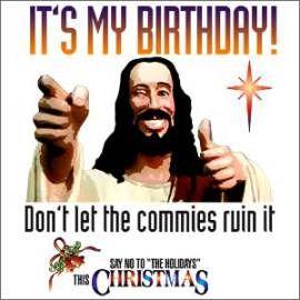 say no christmas Jesus meme #Christian #meme #Christmas #Jesus ...