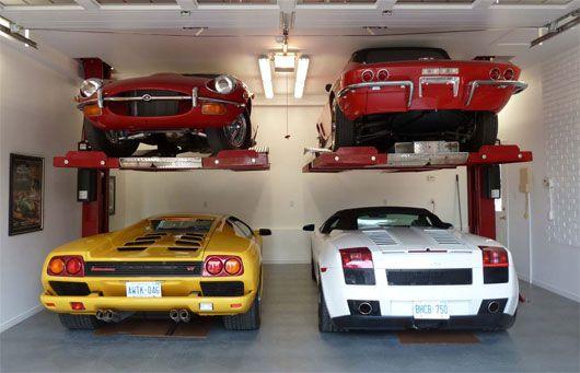 ACLifts Automotive Parking Lifts