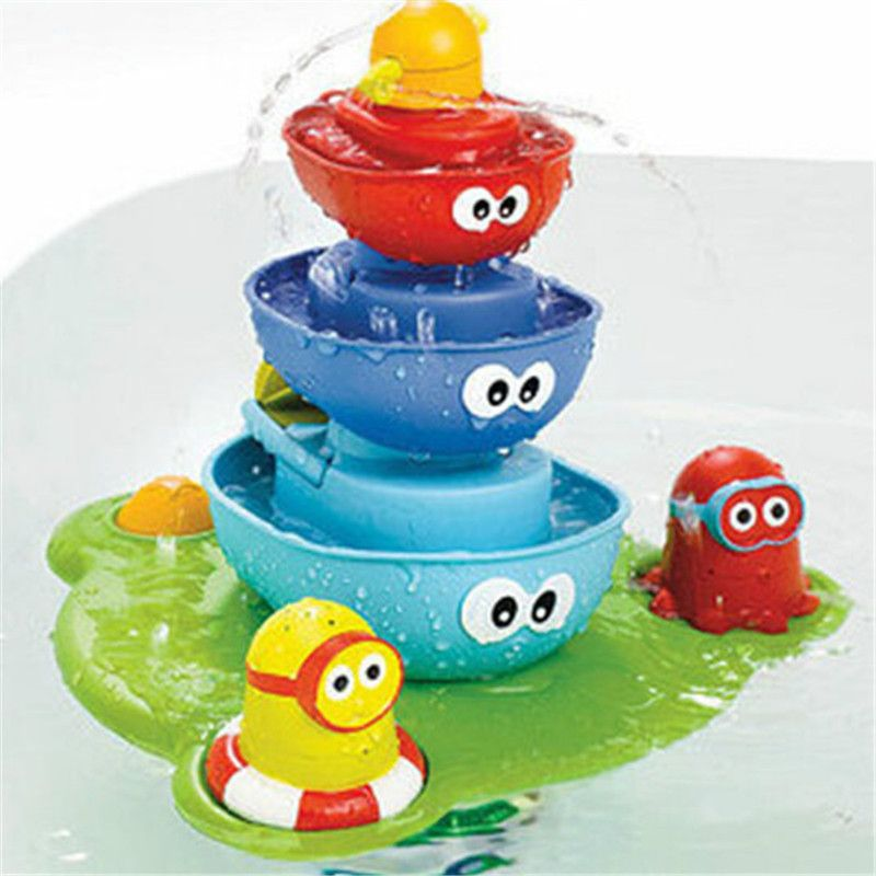 Popular Fountain Bath Toy-Buy Cheap Fountain Bath Toy lots from ...