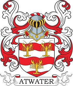Atwater Coat of Arms