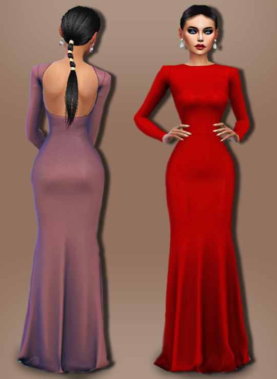 d1546329fd3b Sims4 Prom dresses