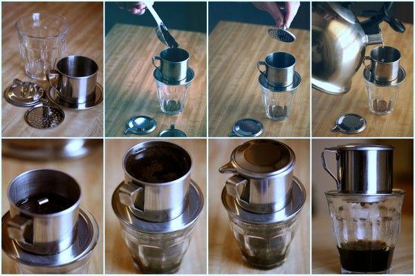 Adventures In Condensed Milk How To Make Vietnamese Coffee And Vietnamese Yogurt The Heavy Vietnamese Coffee Vietnamese Iced Coffee Vietnamese Coffee Recipe