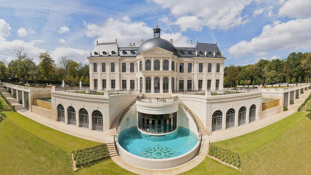 les plus belles maisons au monde 30 chteau louis xiv design architecture maison