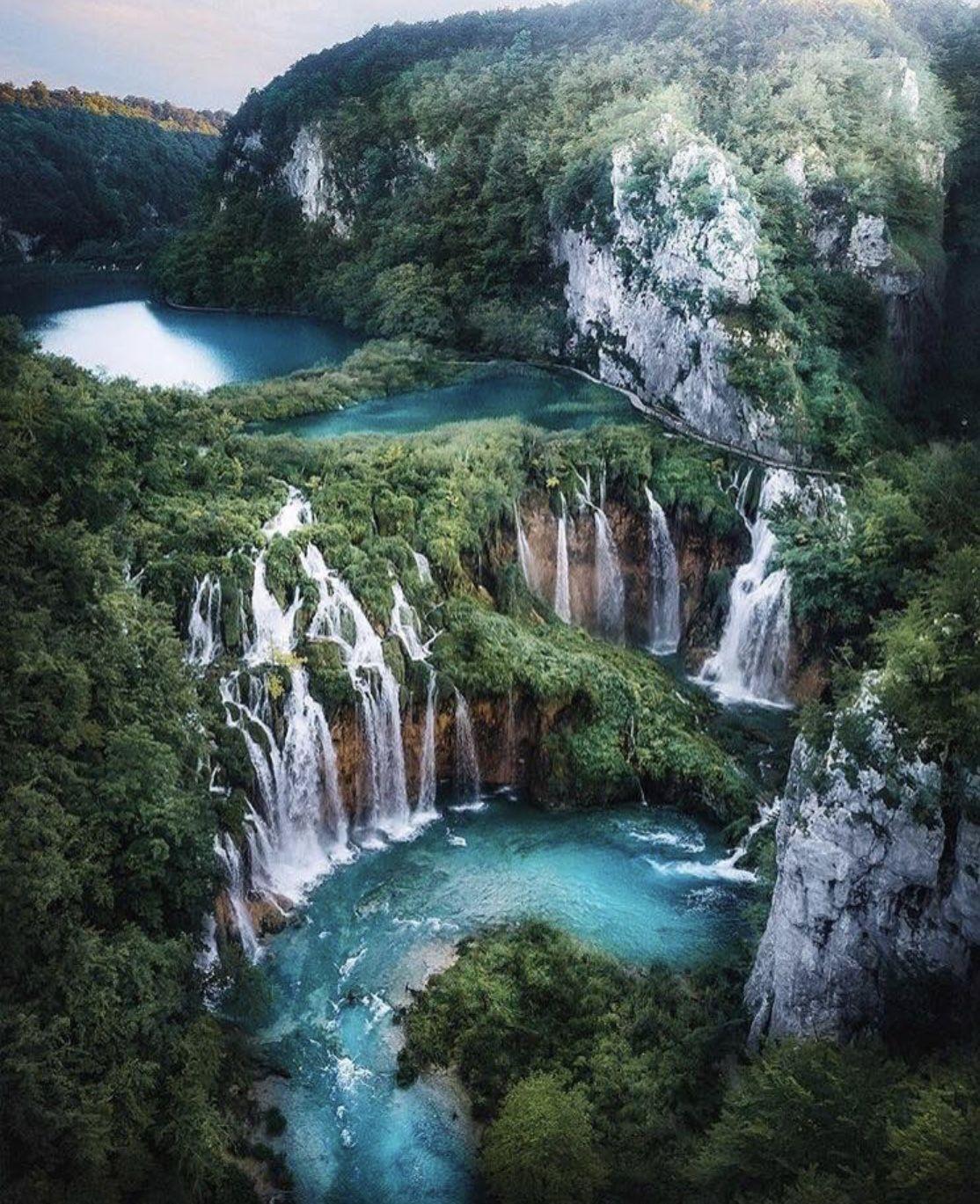 Pin By Jirka Hlavaty On Beauty Of Nature Beautiful Landscape Photography Beautiful Landscapes Waterfall