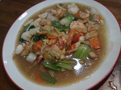 Capcay Seafood Resep Masakan Masakan Resep