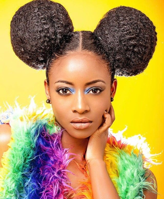 Pin By Bryan Crite On Beautiful Women African Hairstyles Natural Hair Styles Hair Styles