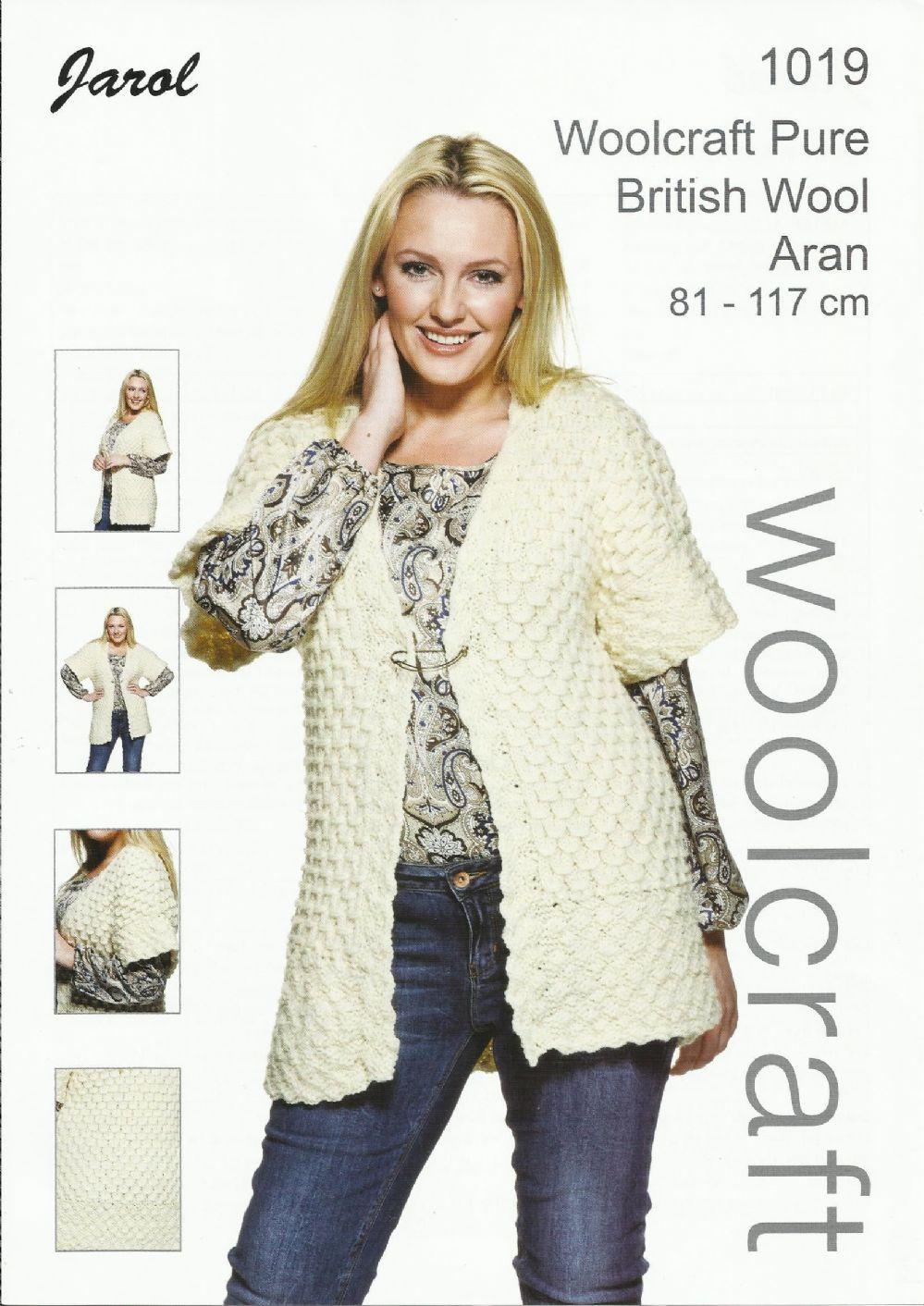 777a22ef1 30 Awesome Image of Aran Knitting Patterns Free . Aran Knitting Patterns  Free Woolcraft Ladies Waistcoat Aran Knitting Pattern 1019