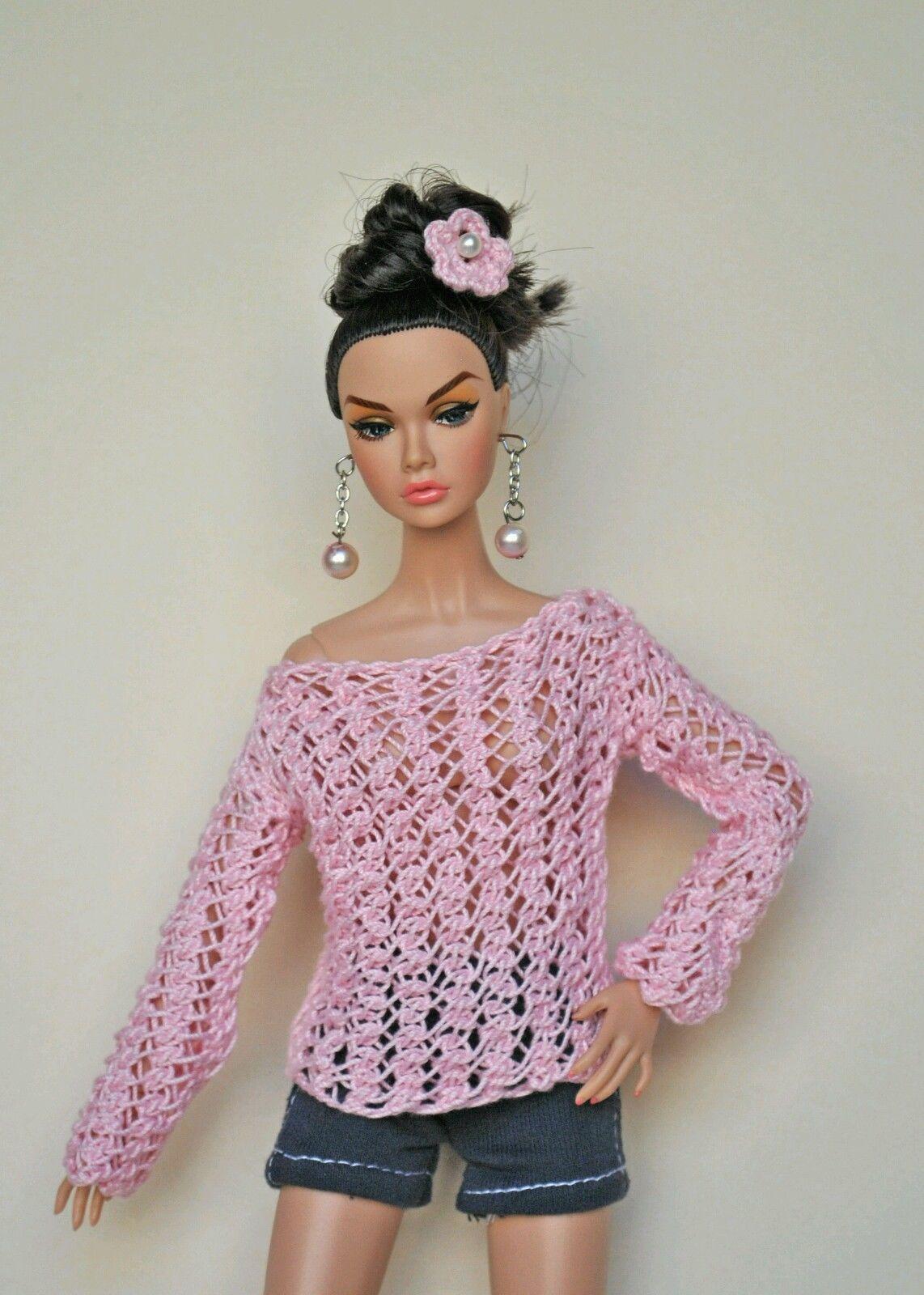 Pin von Karo auf Puppenkleider | Pinterest | Barbie, Puppen und ...