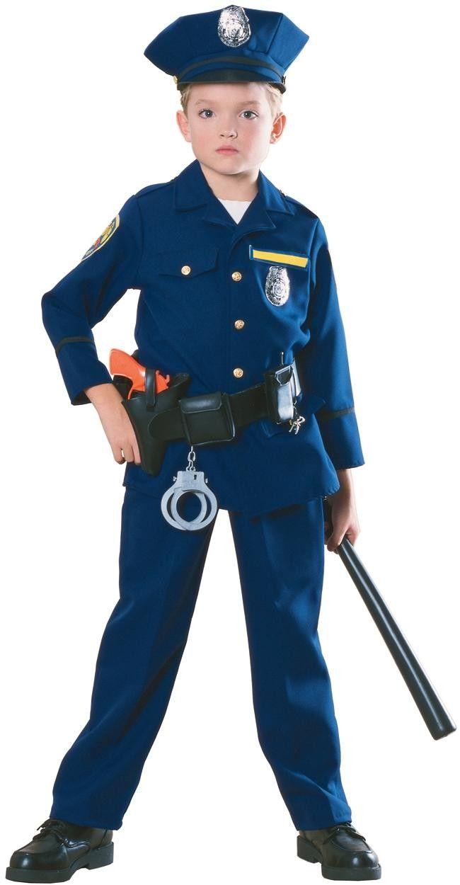 Childs la police Garçons Filles Déguisement Costume nouveau Prop Toy Play Kit d/'accessoires