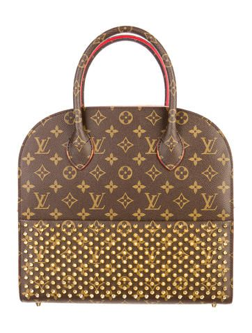 5bfc4a03fd9 Limited Edition: Louis Vuitton X Christian Louboutin Shopping Bag ...