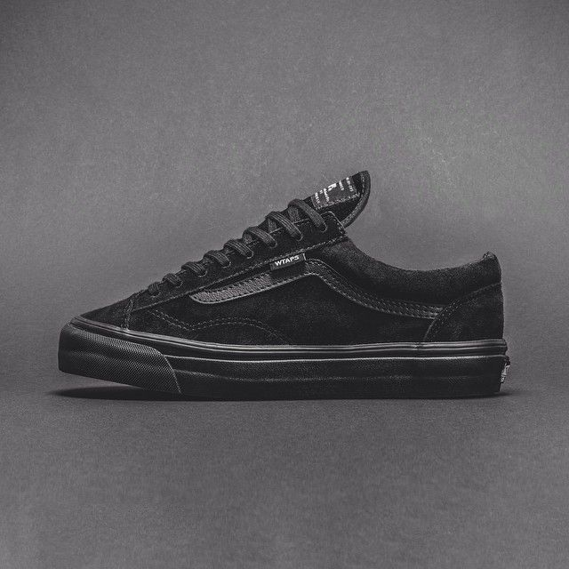 VANS VAULT x WTAPS OG OLD SKOOL LX AVAILABLE NOW The