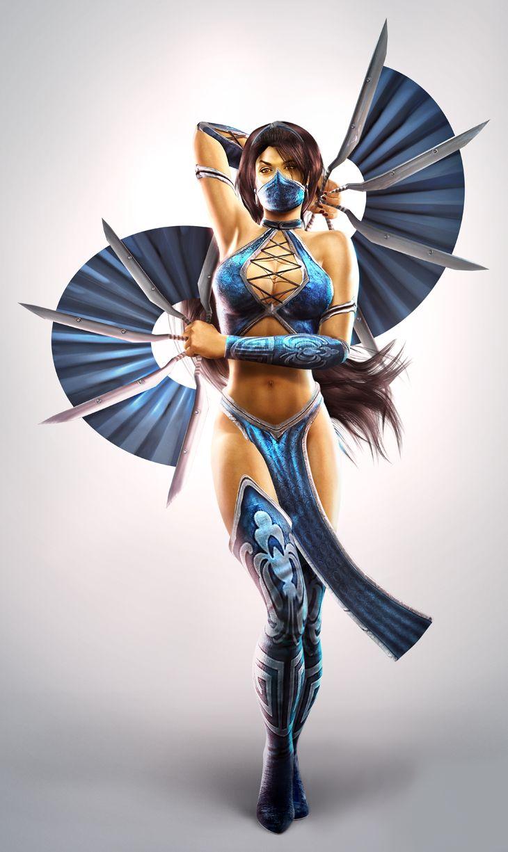 Kitana Mortal Kombat So Awesome Mortal Kombat Art Kitana
