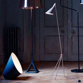 Heals Twitter Lamp 250 Interiors Modern Lighting Design