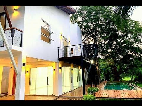House For Sale In Hokandara Sri Lanka [4k video ]