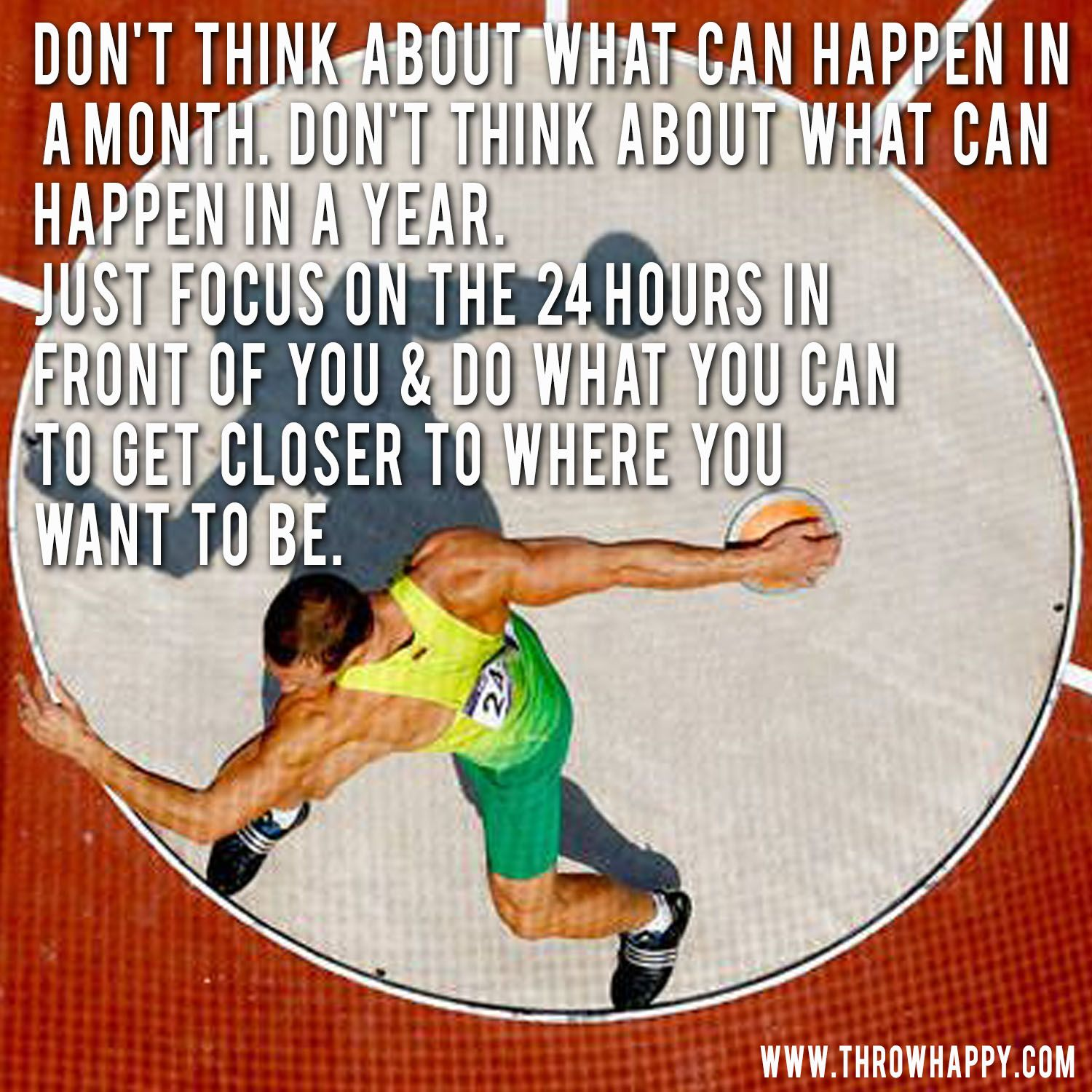 Track and field motivational inspirational quotes/sayings. Find more track and f...