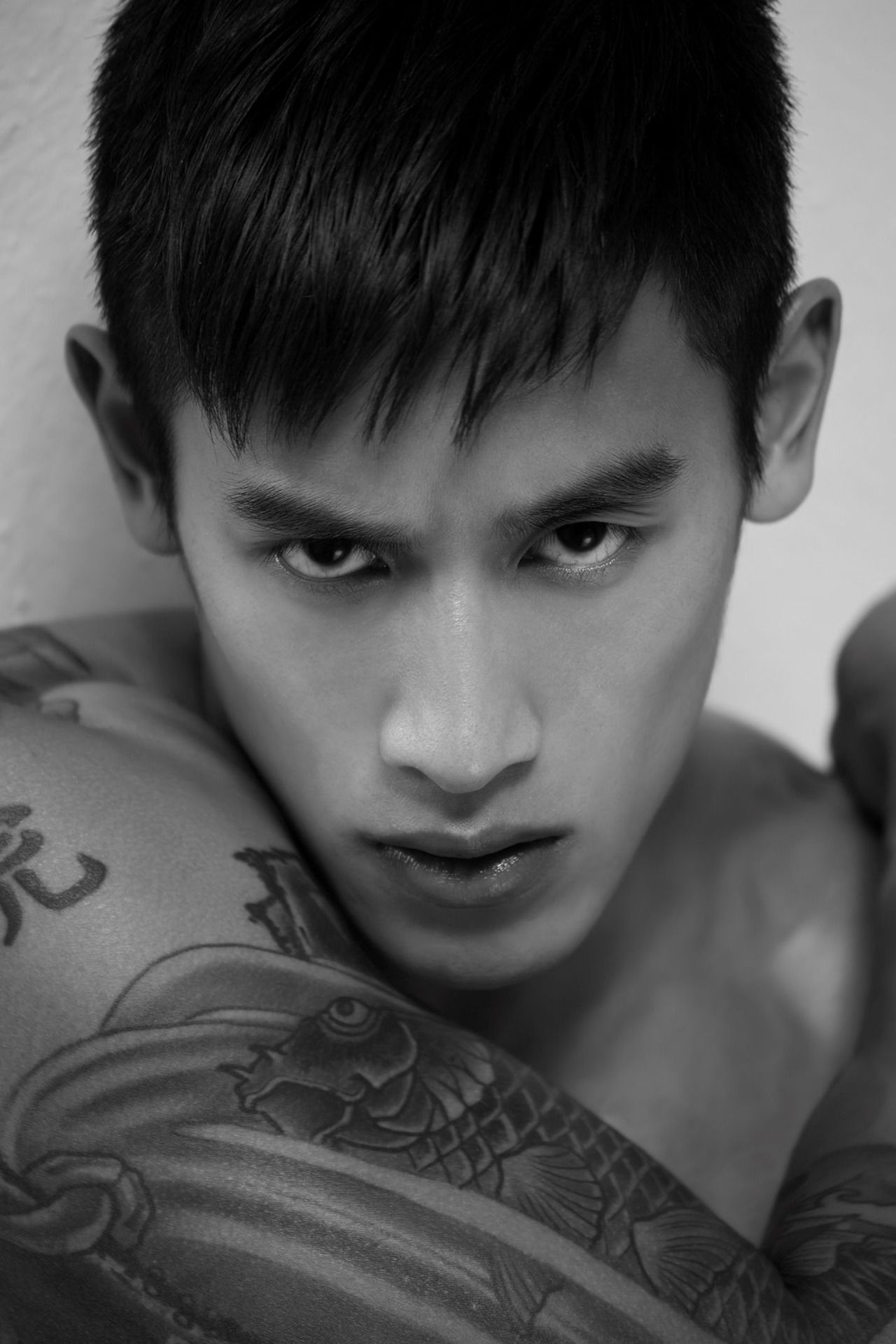 Pin by Row Vert M BaO on Black and White 2 Male